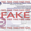 Fake Bank Certificates from India,Nigeria for admission..?