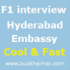 F1 visa interview Hyderabad embassy – Electrical Engineering – Cool & Fast