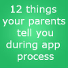 12 things your parents tell you during US university application process – Don't marry an American girl..