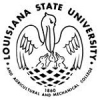 Average GRE scores – Louisiana State University