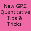 New GRE Quantitative tips & tricks