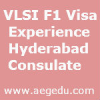 Hyderabad embassy F1 Visa Experience – VLSI Electrical Engineering