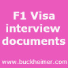 US F1 Visa interview documents – Complete list