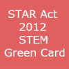 STAR Act 2012 – STEM bill for Masters and PhD Introduced