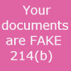 "Your documents are ""FAKE""-US Hyderabad F1 Visa Stamping"