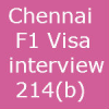 F1 Visa in US Chennai embassy rejected for absurd reason – 214(b)