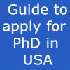 How to apply for PhD in USA – Step by Step Guide